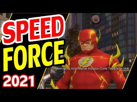 DCUO Speed Force