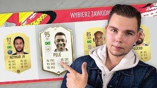 DRAFT Z PELÉ!   FIFA 20