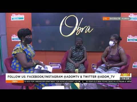 Obra on Adom TV (16-8-21)
