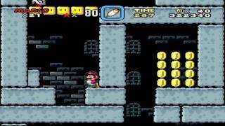 Super Mario World (SNES) Morton