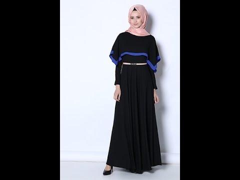ce584d2588b68 Tozlu Giyim 2017 Ucuz Tesettür Elbise Modelleri - YouTube