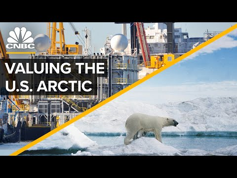 How Much It Costs To Drill In The Arctic