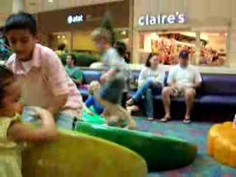 Marlon en el Mall de Wellington