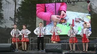 Выступление в «DENDRARIUM PARK» на празднике «Золотой осени»