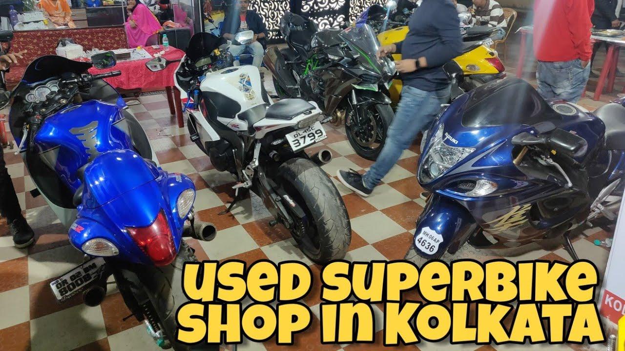 Used Superbike Showroom In Kolkata Dream Moto Opening Youtube