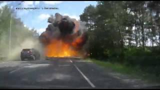 Жесть Авария на  Щелковском шоссе 09.06.2015