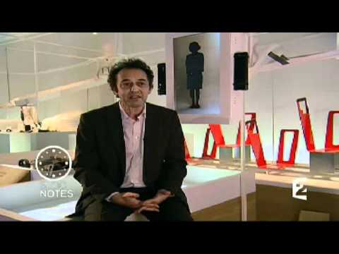 Reportage sur le Lieu du Design diffusé sur France 2 le 11 novembre 2009
