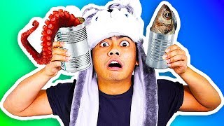 WHAT'S IN THE TIN CAN CHALLENGE!
