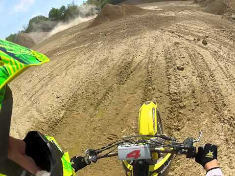 Quarry Dirtbiking with the GoPro