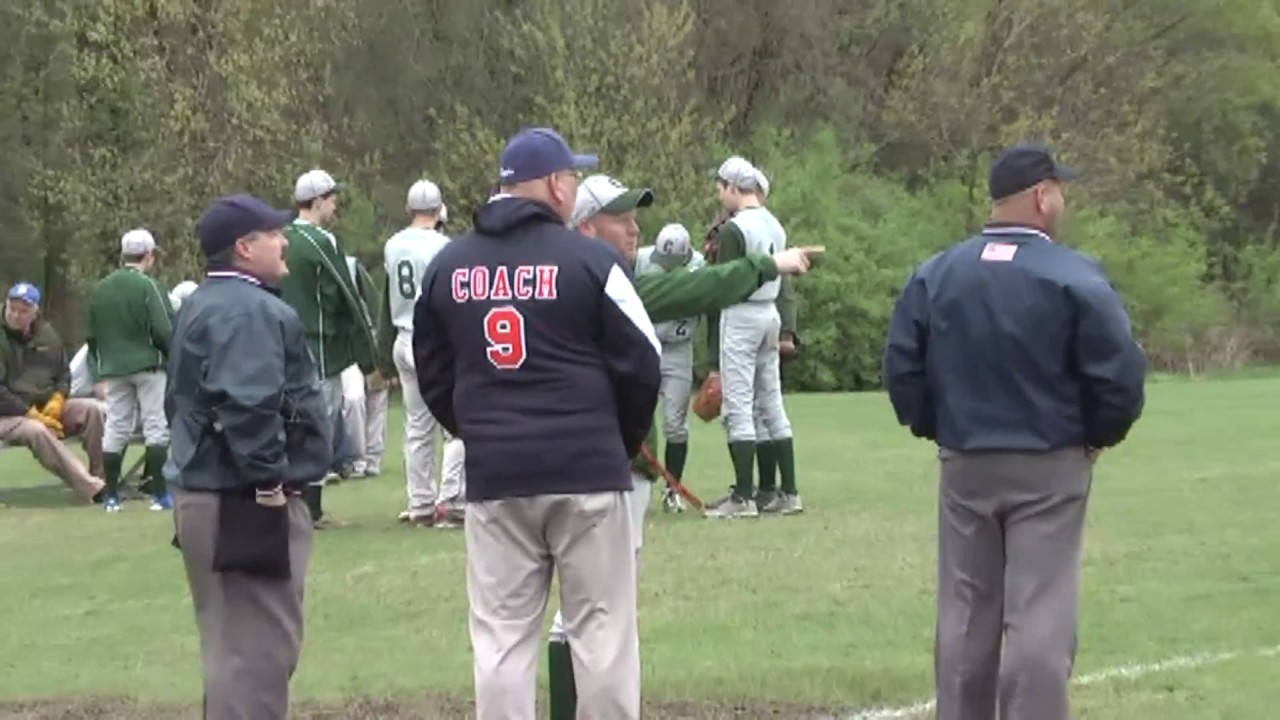 Chazy - Westport Baseball  5-23-12