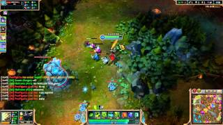 League of Legends Gameplay - Friendly Enemies