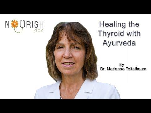 Ayurveda for thyroid healing