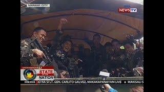 Mga sundalong nakipagbakbakan sa Marawi, excited nang umuwi sa kani-kanilang pamilya