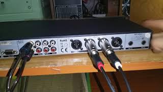 Hướng dẫn kết nối vang số với ampli