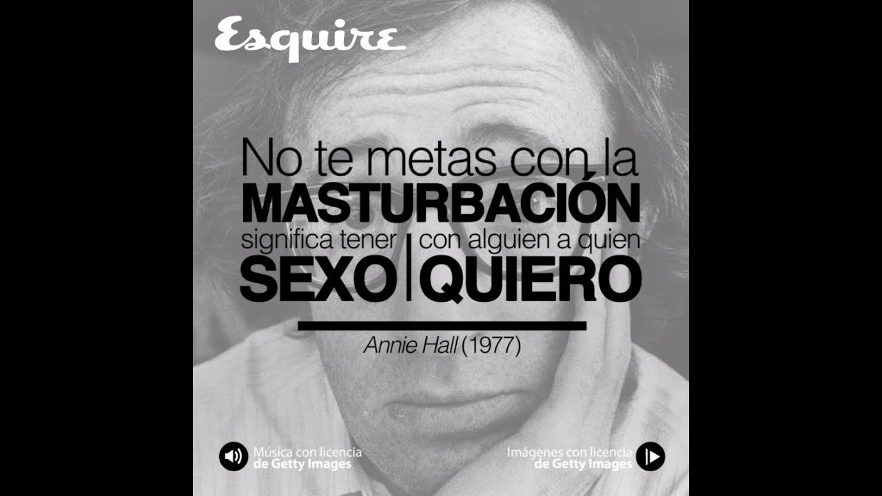 10 Frases De Woody Allen Que No Deberías Aplicar En Tu Día A Día