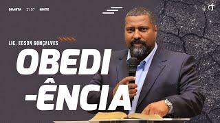 Obediência | Lic. Edson Gonçalves