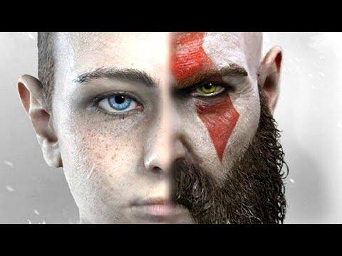 God of War PS4 - The Origin of Atreus' Name