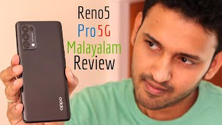 Oppo Reno5 Pro 5G detailed Malayalam review. (Best looking phone?)