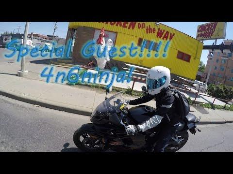 Quick Tour Of Calgary With 4n6ninja!!