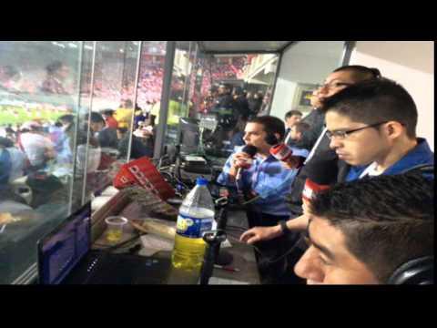 Ultimos 10 minutos Peru vs Paraguay Exitosa Deportes