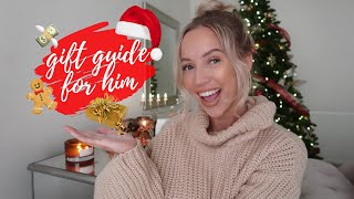 Gift Guide For Him Christmas 2018 | Boyfriend, Dad, Brother