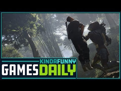 Predator Comes to Ghost Recon Wildlands (That's Awesome) - Kinda Funny Games Daily 12.13.17