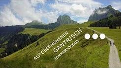 Wanderung Naturpark Gantrisch Schweiz 2018