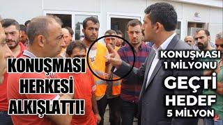 Rize Ülkü Ocağı Başkanı İhsan Alkan'dan Rize'de çalışan Kürt İşçile...