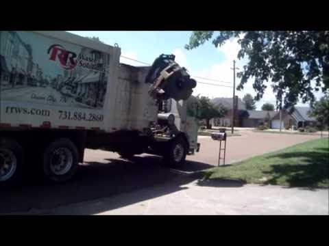 Red River Waste Solutions and the City of Union City