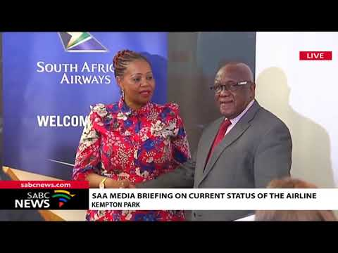 SAA Media Briefing, 7 June 2019
