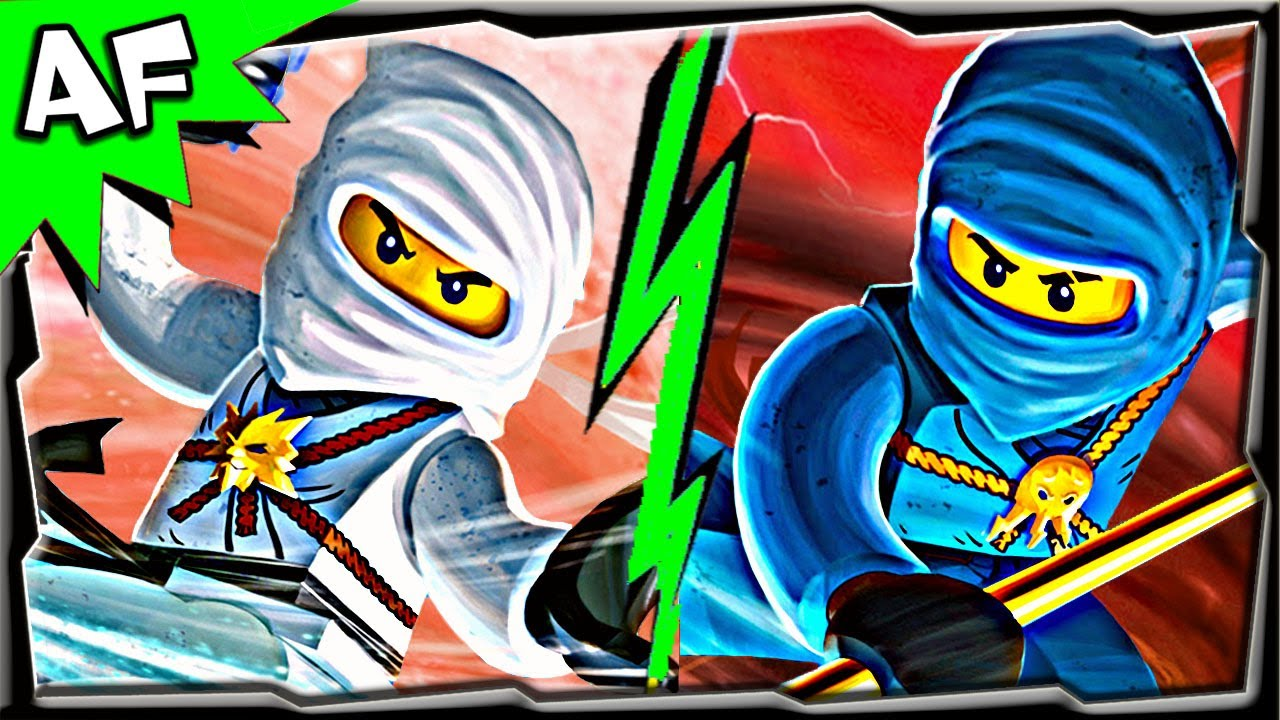 Ninjago jay vs zane lego battle 4 cgi film youtube - Ninjago vs ninjago ...