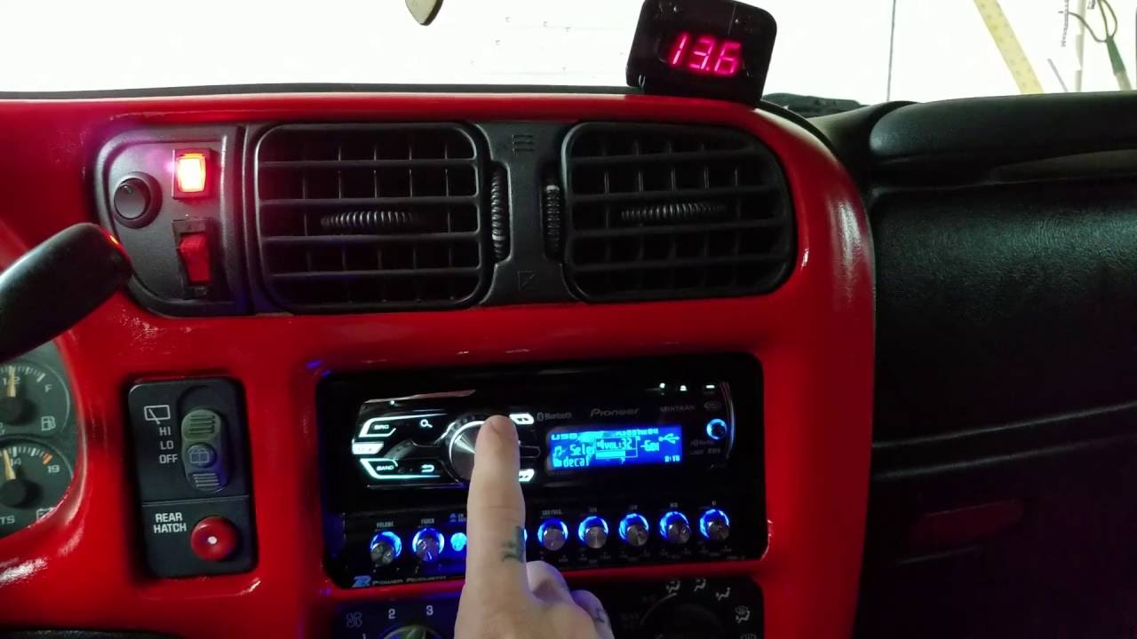 NEW POWER ACOUSTIK PWM-20 CAR AUDIO 4-BAND PARAMETRIC EQUALIZER EQ SUB CROSSOVER