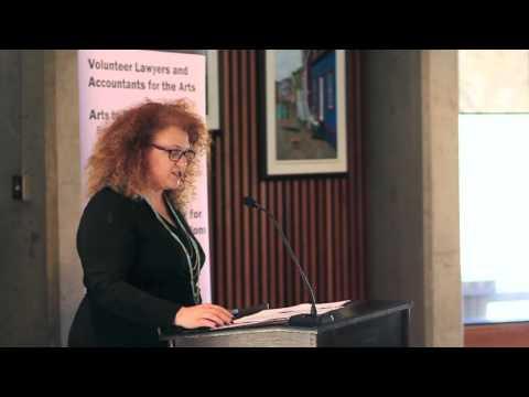 Dr. Jennifer Dyer – Patterns of Art Support in Newfoundland & Labrador
