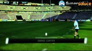 Jonah Lomu Rugby Challenge sur PS Vita - Les 20 premières minutes !