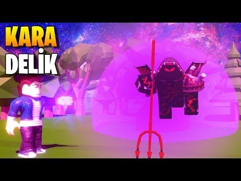 ⚫ Kara Delik Büyüsü! ⚫ | Magic Simulator | Roblox Türkçe