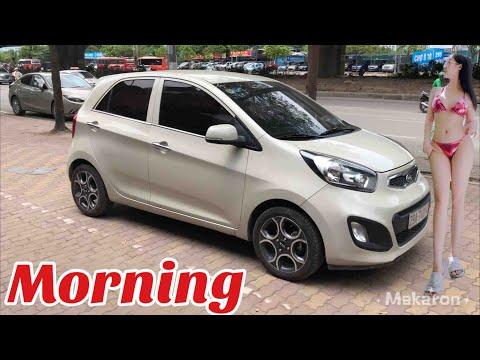 [ Bán ] Xe Nhập Khẩu Hàn Quốc , Kia Morning 2011 tự động chạy 5v   LH 0968831280 Bình