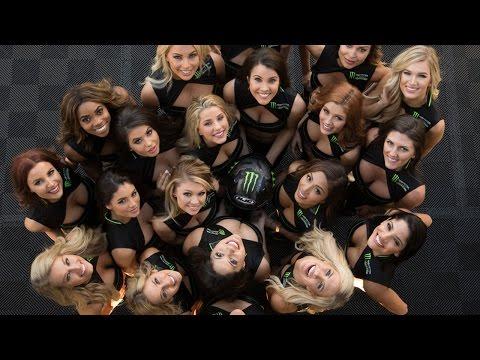 Monster Energy Girls - NASCAR Edition