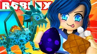 BUYING A SUPER RARE DRAGON IN ROBLOX!