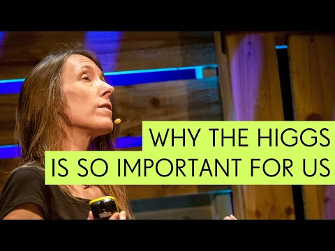 Tara Shears - Why The Higgs Is So Important For Us