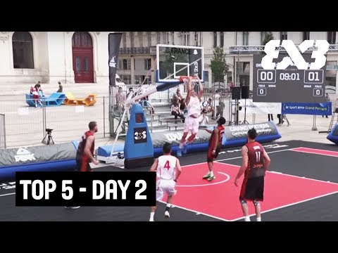 Top 5 - FIBA 3x3 Europe Cup Qualifier - Poitiers, France