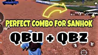 USING THE QB FAMILY= QBZ & QBU | ASK ME QUESTIONS. | PUBG MOBILE