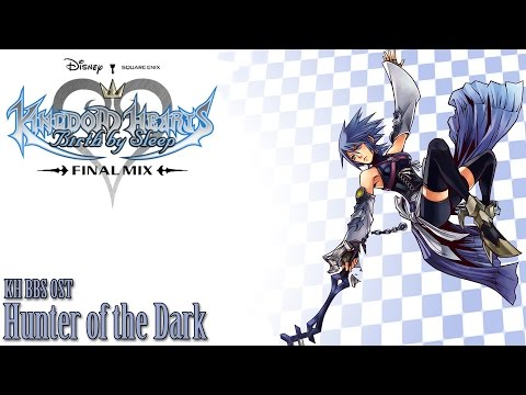 Kingdom Hearts BBS OST Hunter of the Dark ( Realm of Darkness Boss )