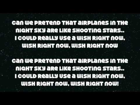 Airplanes (song) - Wikipedia