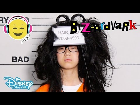 Bizaardvark | Bad Hairday Song | Official Disney Channel UK