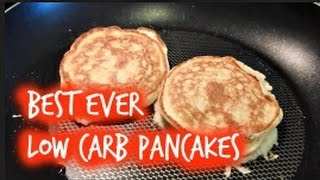 KETO FULL DAY OF EATING 9// FLUFFY LOW CARB PANCAKES