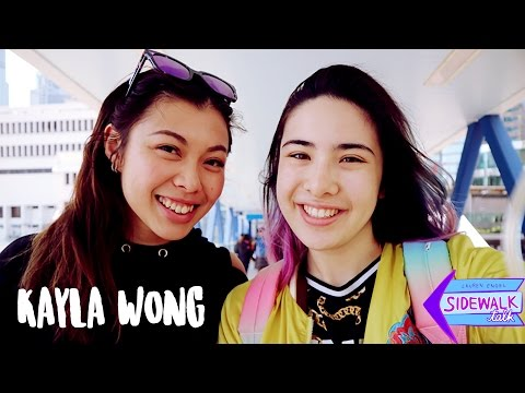 KAYLA WONG Interview x Lauren Engel Podcast