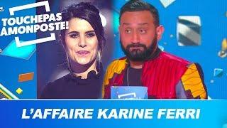 Karine Ferri fait condamner TPMP : Cyril Hanouna s'exprime sur l'affaire des photos dénudées !