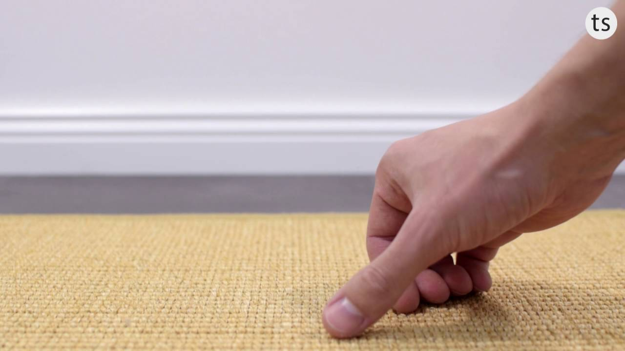Teppich bzw L/äufer Savannah Sisaloptik L/äufer Teppich Sisal Natur silber grau 95 x 133 cm