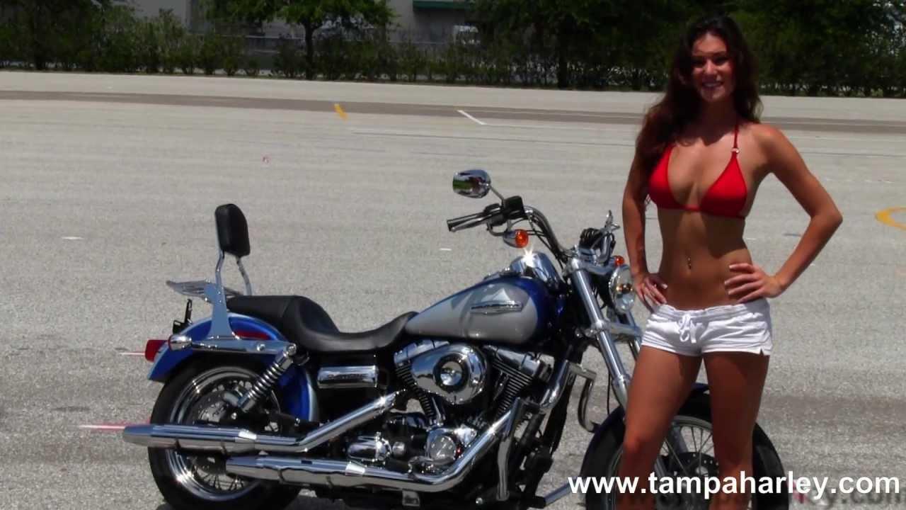 Used 2010 Harley Davidson Fxdc Super Glide Custom For Sale
