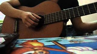 Trọn đời yêu em - guitar
